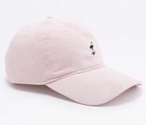Cap in Rosa mit FlamingoStickerei