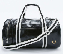 Klassische Reisetasche in Schwarz