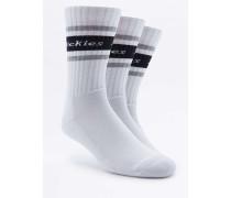 """Socken """"Madison Heights"""" mit schwarzen Streifen im Set"""