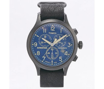 "Chronograph ""Expedition Scout"" in Schwarz"
