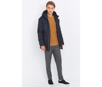 "Parka ""Ron"" in Marineblau"