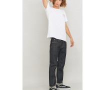 """Lässige Tapered Jeans """"ED55 Red Listed"""" ohne Waschung"""
