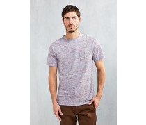 "Pocket TShirt ""Galaxy"" in Rauchgrau"