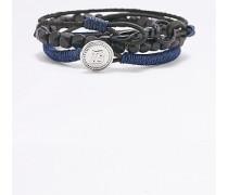 """ArmbandSet """"Rappel"""" in Marineblau"""