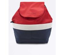 Rucksack im ColourBlockDesign
