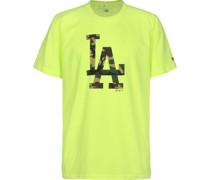 MLB Infill Team Logo Lo Angele Dodger T-hirt