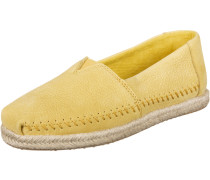 Alpargata Nubuck Schuhe