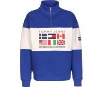 Expedition Half Zip Sweater