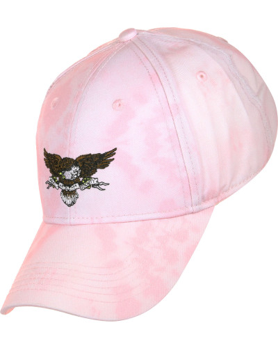 Curved FD Snapback pink
