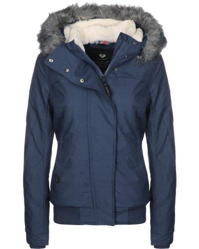 Wooki Winterjacke Damen blau