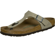 Gizeh Brushed Sandalen