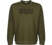 Graphic Crew B weater