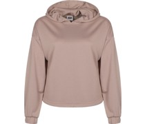 Oversized Shaped Modal Terry Hoodie