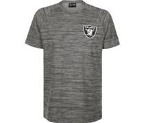 NFL Engineered Raglan Oakland Raider T-hirt
