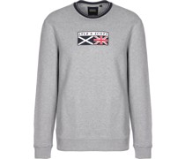Flag Crew Neck Tipped weater