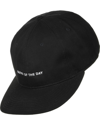 Ootd Cap schwarz