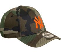 Essential 9Forty New York Yankees Herren Cap oliv