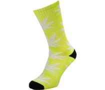 Plantlife Metallic Socken