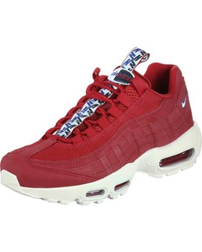 Nike Herren Air Max 95 Tt Lo Sneaker Schuhe rot rot Authentischer Online-Verkauf aQVG4Fd5Y