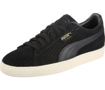 Suede Classic Perforation Sneaker