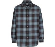 Overized Langarmhemd