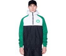 NBA Hooded Boton Celtic Windbreaker