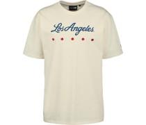 Lo Angele Dodger Heritage Overized T-hirt