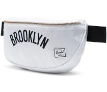 NBA Champions Collection Brooklyn Nets Sixteen Gürteltasche weiß