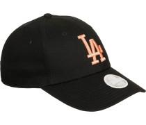 League Essential 9Forty Los Angeles Dodgers Damen Cap schwarz