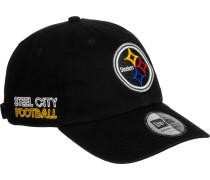 NFL Properties Draft Pittsburgh Steelers Herren Cap schwarz