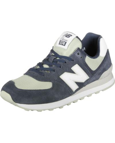 Ml574 Schuhe Herren blau beige