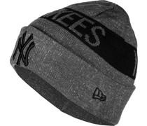 Marl Cuff Knit New York Yankees Beanie