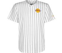 Laker Pinstripe Baseball Jersey Trikot