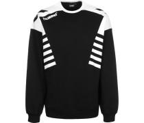 Huel Carl-Otto Herren Sweater schwarz