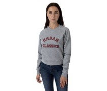 Short College Crew Sweater