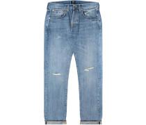 ED-55 63 Rainbow Selvage Herren Jeans blau