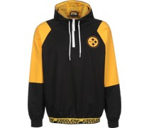 NFL Pittburgh teeler Windbreaker