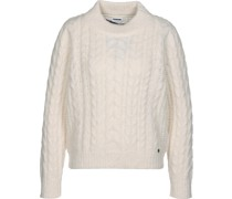 Grace O-Neck Strickpulli
