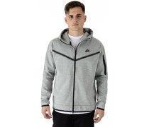 Tech Feece Hooded Zipper