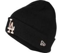 League Essential Cuff Knit Los Angeles Dodgers Beanie