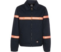 Gardere Reflective Tape Eienhower Fleecejacke