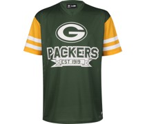 NFL Contrat leeve Overized Green Bay Packer T-hirt