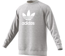 Trefoil Crew Sweater