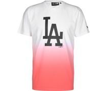 LA Dodger Dip Dye T-hirt