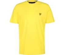 Herren T-hirt gelb