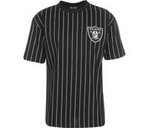 Las Vegas Raiders Pinstripe T-Shirt