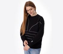 Large Logo Sweater