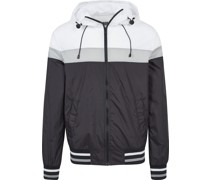 College Windbreaker
