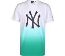 NY Yankee Dip Dye T-hirt