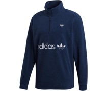 Half Zip Polarfleece Sweater